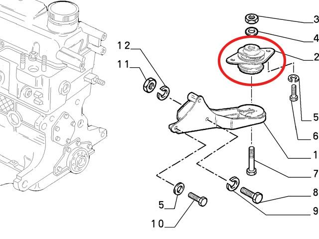 fiat cinquecento 0 9  u0026 1 1 sporting rear engine   gearbox
